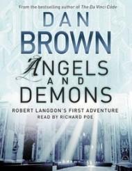 «Ангелы и демоны» Дэн Браун