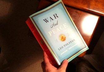 """Война и мир"" BBC"