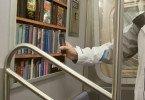 Виртуальные библиотеки в метро