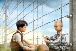 """Джон Бойн - """"Мальчик в полосатой пижаме"""""""
