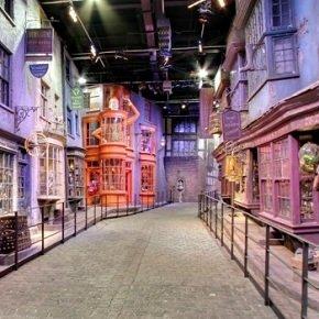 """На Google Maps появился Косой Переулок из """"Гарри Поттера"""""""