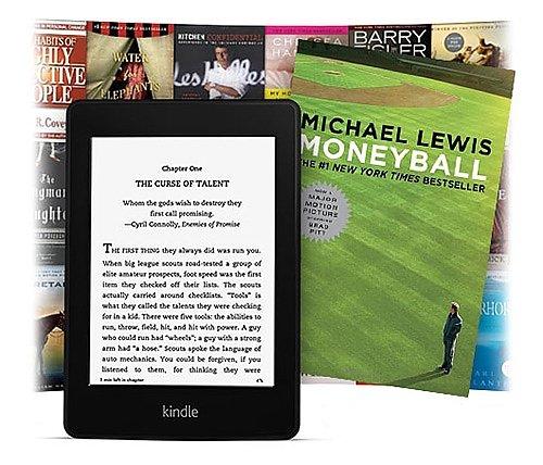 Система E-book Extras от популярного Amazon
