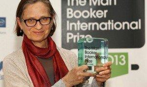 Букеровская премия 2013 лауреат Лидия Дэвис американка