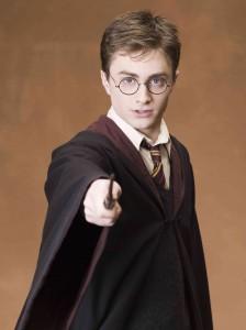 Гарри Поттер влияет на умы Тинейджеров