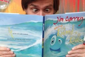 Джим Керри «Как Роланд рулит» – из комиков в писатели