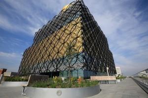 самая большая библиотека в Европе