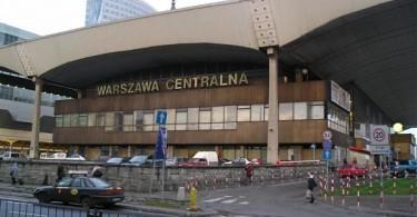 Бесплатные книги на вокзалах Польши