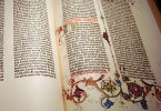Библия Гутенберга фото