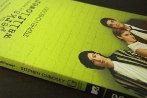 """Стивен Чбоски """"Хорошо быть тихоней"""" книга"""