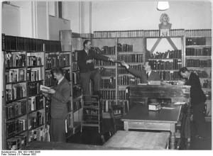 Akademie der Wissenschaften, Bibliothek