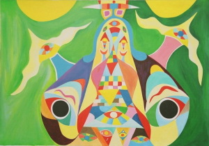 040-Postmodernizm-Paul-Salvator-Goldengreen-The-Painter-Prince