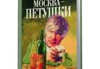 Венедикт Ерофеев – «Москва–Петушки»