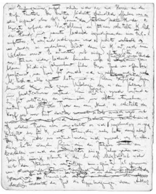 Рукописи великих писателей. О чем расскажет их почерк?