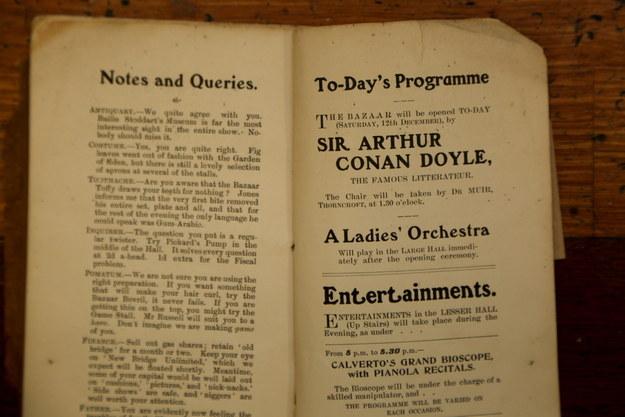 Новую историю про Шерлока Холмса нашли на чердаке через 111 лет после того, как она исчезла