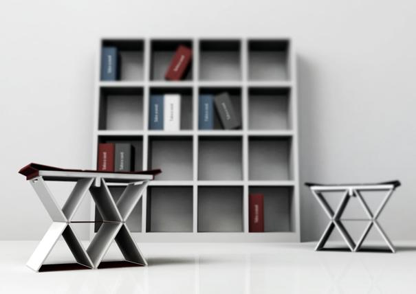 Книга-стул