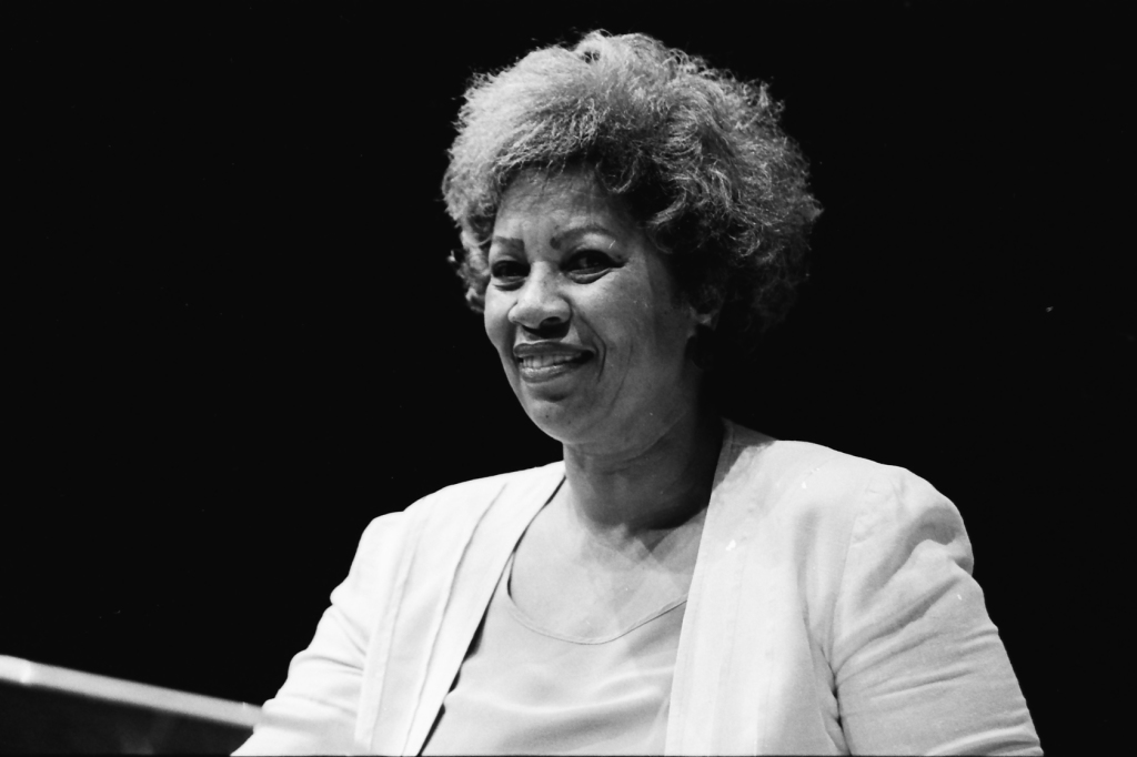 An Evening with Toni Morrison, Miami International Bookfair, 198