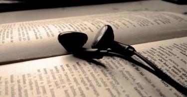 Чтение под музыку