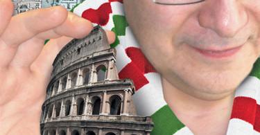 «Чао, Италия!» Матвей Ганапольский