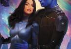 «Синий, хвостатый, влюбленный» Наталья Косухина