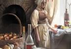 Джоанн Харрис «Пять четвертинок апельсина»
