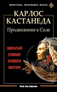 Яков Бирсави «Карлос Кастанеда. Продвижение к Силе. Закрытый семинар великого мастера»
