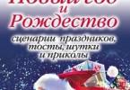 Анастасия Красичкова «Встречаем Новый год и Рождество: Сценарии праздников, тосты, шутки и приколы»