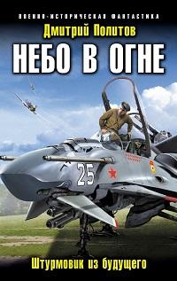 Дмитрий Политов «Небо в огне. Штурмовик из будущего»