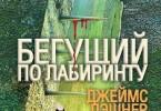 Джеймс Дэшнер «Бегущий по Лабиринту»