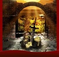 Павел Иллюк «Закованные в железо. Красный закат»