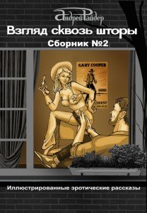 «Взгляд сквозь шторы. Сборник № 2. 25 пикантных историй, которые разбудят ваши фантазии» Андрей Райдер