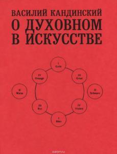 «О духовном в искусстве» Василий Кандинский