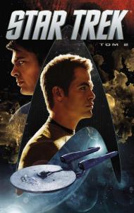«Star Trek. Том 2» Майк Джонсон