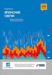 «Японские свечи: Графический анализ финансовых рынков» Стив Нисон