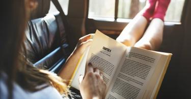 Книги в дорогу