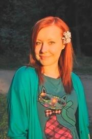 Анна Гринь - фото автора