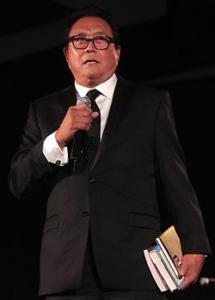 Роберт Кийосаки - фото автора