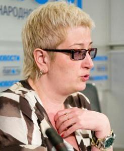 Татьяна Устинова - фото автора