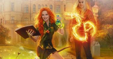Академия черного дракона Ведьма темного пламени